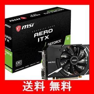 MSI GeForce GTX 1660 SUPER AERO ITX OC グラフィックスボード VD7112|utidenokozuchi