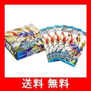ポケモンカードゲーム ソードシールド 拡張パック「ソード」 BOX|utidenokozuchi