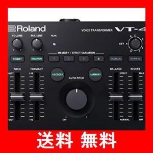 ROLAND VT-4 Voice Transformer ボイストランスフォーマー|utidenokozuchi