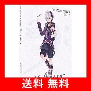 VOCALOID4 Library v4 flower 単体版 utidenokozuchi