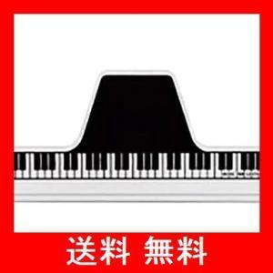 ナカノ ミュージック ブック クリップ クリア 鍵盤 CLW-30/C/KB|utidenokozuchi