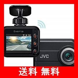 JVC KENWOOD GC-DR20 ドライブレコーダー 【論よりスマホ】 wifi搭載 フルHD 衝撃感知 LED信号対応 WDR microS|utidenokozuchi