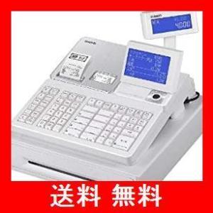 カシオ計算機 SR-S4000-20SWE レジスター ホワイト|utidenokozuchi