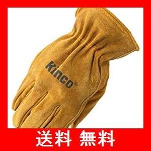 Kinco Gloves Youth's Split Cowhide Leather Driver 50Y|utidenokozuchi