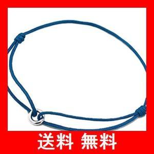 Binich (ビニッチ) カラーコード アンクレット シルバー925 ブルーアシード|utidenokozuchi