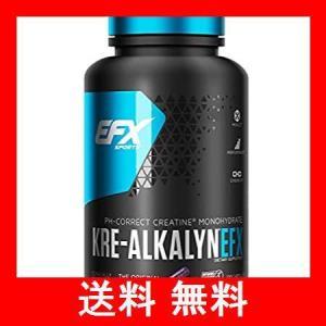 クレアルカリン EFX(高純度クレアチン) (120粒) [並行輸入品] utidenokozuchi