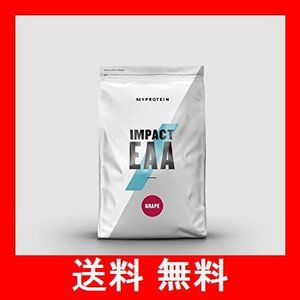 マイプロテイン Impact EAA グレープ (1Kg) utidenokozuchi