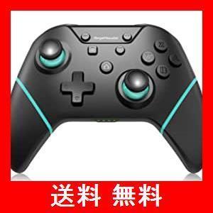 RegeMoudal Switch用コントローラー背面ボタン1つのキーブート6軸ジャイロセンサーTURBO自動連射機能HD振動スイッチコントローラー utidenokozuchi