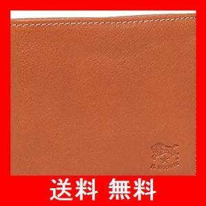 [イルビゾンテ] メンズ 二つ折り財布 IL BISONTE C0487 MP 145 キャラメル [並行輸入品]|utidenokozuchi