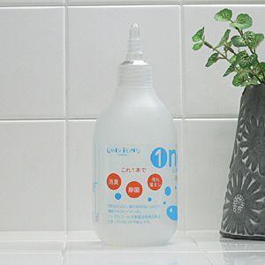 がんこ本舗 電解イオン水 ONEスペアボトル300ml|utikire