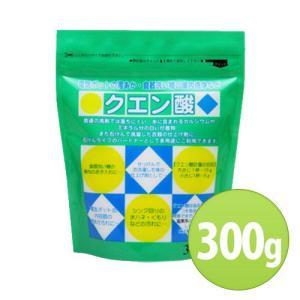地の塩社 クエン酸 300g|utikire