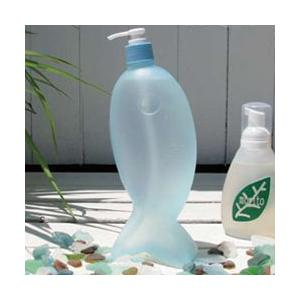 洗濯洗剤 海へ 洗剤 おさかなボトル 500ml utikire