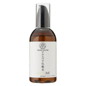 アロエベラ化粧水 アロエミ 150ml|utikire