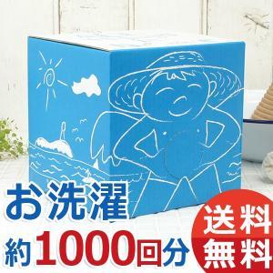 海へ step 洗剤 がんこ本舗 洗濯洗剤 詰め替え キューブボックス 5L utikire
