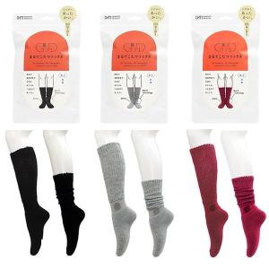 靴下サプリ まるでこたつソックス 23-25cm 冷え対策 あったか 靴下 ソックス|utikire