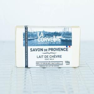 ラ・コルベット  サボン・ド・プロヴァンス ゴートミルク utikire