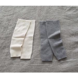 UTO 最高級 カシミヤ 100% 日本製 リブ編み レッグウォーマー 色:20色|utocashmere