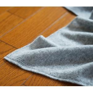 UTO 最高級 カシミヤ 100% 日本製 天使のブランケット ラージサイズ 色:20色|utocashmere
