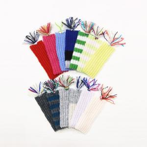 【特別企画】【東北復興支援】カシミヤのしおり-カシミヤ糸使用の手作りしおり、岩手県北上市へ一部寄付致します。|utocashmere