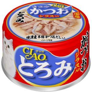 チャオ とろみ ささみ・かつお シラス入り 缶...の関連商品6