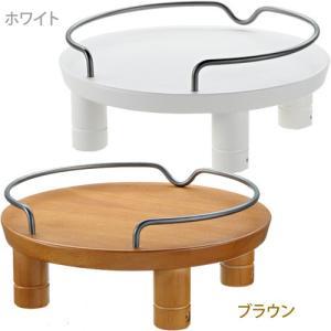 リッチェル ペット用木製テーブル シングル (犬用食器台/食器台・テーブル)(犬用品/ペット用品)