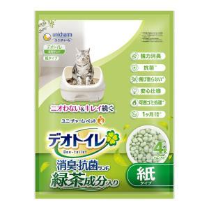 猫砂 ユニチャーム デオトイレ専用 飛び散ら...の関連商品10