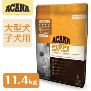 アカナ(ACANA) パピーラージブリード 11.4kg(大型犬用/子犬用(パピー)/穀物不使用(グ...