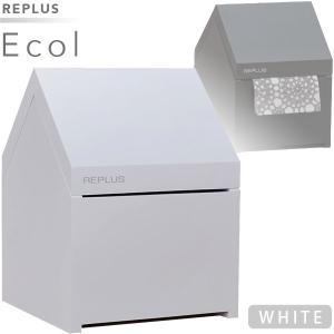 REPLUS リプラス エコル ホワイト (トイレ用品/ペーパーホルダー)(犬用品/猫用品・猫/ペット・ペットグッズ/ペット用品)(リプラス/REPLUS/田口木工)