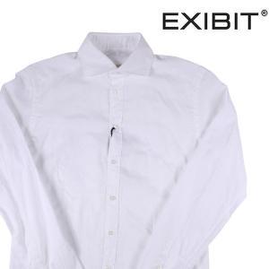 EXIBIT 長袖シャツ CA113C14○ white XXXL 10092WH【A14660】 エグジビット|utsubostock