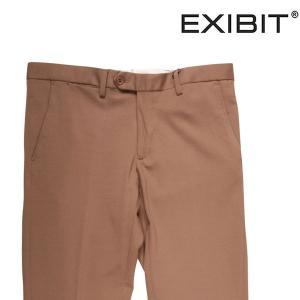 EXIBIT パンツ PAD23170 beige 44 10109BE【A11405】|utsubostock
