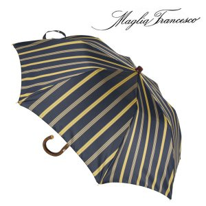 Maglia Francesco マリアフランチェスコ 折畳傘 メンズ ハンドメイド イエロー 黄 並行輸入品|utsubostock
