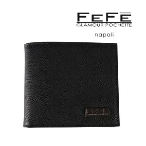FEFE 財布 PFTSK1 black 10558【A10558】 フェフェグラマー|utsubostock