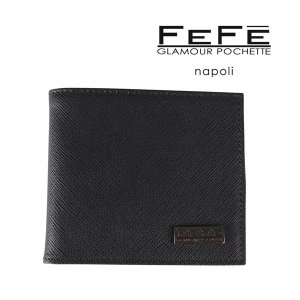FEFE 財布 PFST4 black 10561【A10561】 フェフェグラマー|utsubostock