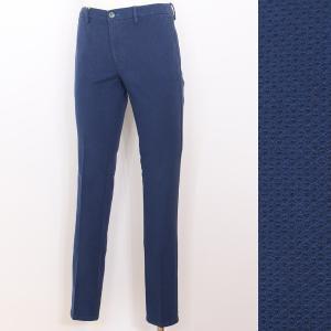 DIMATTIA パンツ BERGAMO blue 44 10577【A10577】|utsubostock