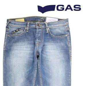 GAS ジーンズ メンズ 31/M ブルー 青 ガス 並行輸入品|utsubostock