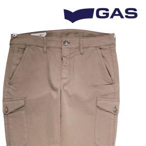 GAS カーゴパンツ メンズ 33/XL ベージュ ガス 並行輸入品|utsubostock