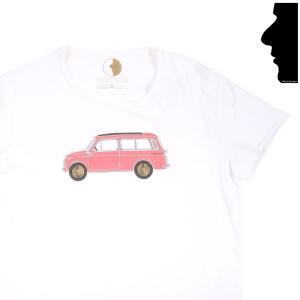 【XL】 NESSUNO sigma Uネック半袖Tシャツ メンズ 春夏 ホワイト 白 並行輸入品 トップス|utsubostock