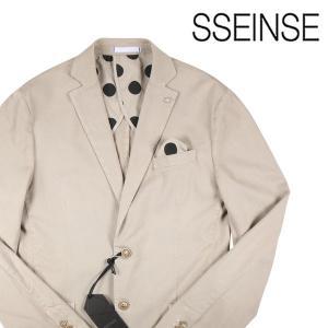 【48】 SSEINSE black ジャケット メンズ 春夏 ベージュ 並行輸入品 アウター トップス|utsubostock
