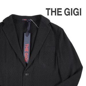 【54】 THE GIGI ザ ジジ ジャケット ANGIED028 メンズ ブラック 黒 並行輸入品 アウター トップス 大きいサイズ|utsubostock