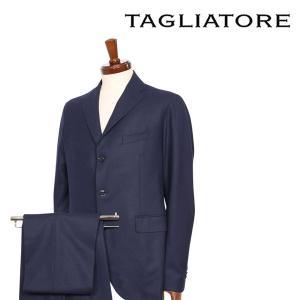 TAGLIATORE スーツ メンズ 秋冬 48/L ネイビー 紺 D6UIZ008 タリアトーレ 並行輸入品|utsubostock