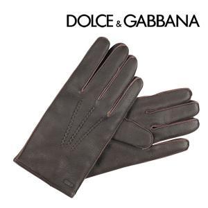 Dolce&Gabbana グローブ BG0079A82381 black【W11187】|utsubostock