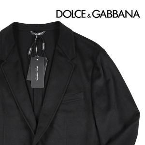 【54】 Dolce&Gabbana ドルチェ&ガッバーナ ジャケット メンズ 秋冬 カシミヤ100% ブラック 黒 並行輸入品 アウター トップス 大きいサイズ|utsubostock