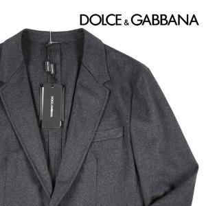 Dolce&Gabbana ジャケット メンズ 秋冬 50/XL グレー 灰色 カシミヤ100% ドルチェ&ガッバーナ 並行輸入品|utsubostock