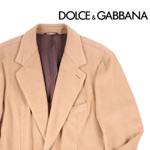 Dolce&Gabbana ジャケット メンズ 秋冬 48/L ベージュ カシミヤ100% ドルチェ&ガッバーナ 並行輸入品|utsubostock