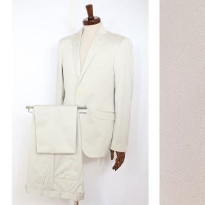 ETRO スーツ メンズ 春夏 48/L ベージュ エトロ 並行輸入品|utsubostock