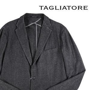 TAGLIATORE ジャケット 34UIT048 dark gray 54 11445【W11446】 タリアトーレ|utsubostock