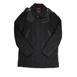 PEUTEREY コート メンズ ブラック 黒 48/L PEU1793 並行輸入品|utsubostock|02