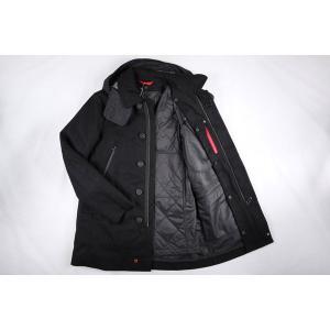 PEUTEREY コート メンズ ブラック 黒 48/L PEU1793 並行輸入品|utsubostock|06