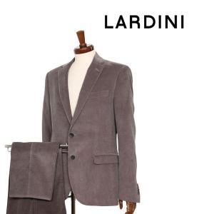 LARDINI スーツ メンズ 秋冬 50/XL グレー 灰色 ラルディーニ 並行輸入品|utsubostock