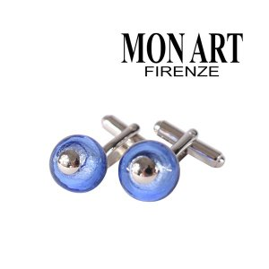 MONART カフス MUR/12 light blue 11785LBL【A11789】 モナート|utsubostock